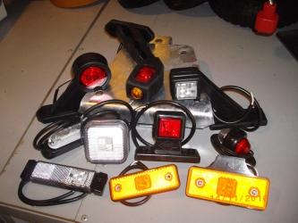Lampy obrysowe LED